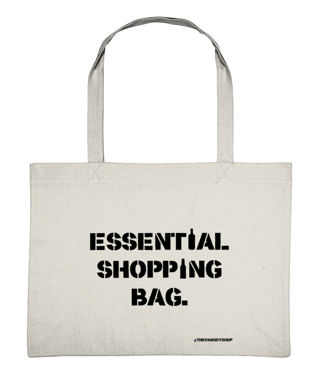 'ESSENTIAL' SHOPPING BAG