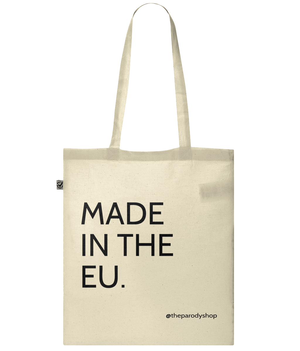 Welp MADE IN THE EU TOTE - The Parody Shop SW-21