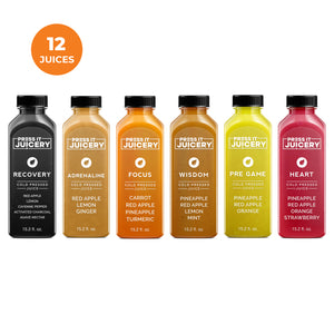 2 Day Cleanse - Press It Juicery - Cleanses