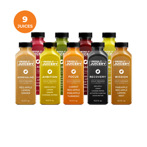 Starter Cleanse - Press It Juicery - Cleanses
