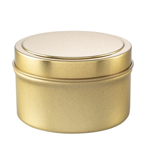 Custom Gold Tins