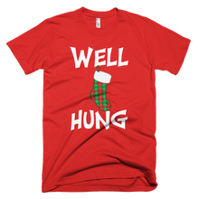 Load image into Gallery viewer, Well Hung X-MAS T-Shirt