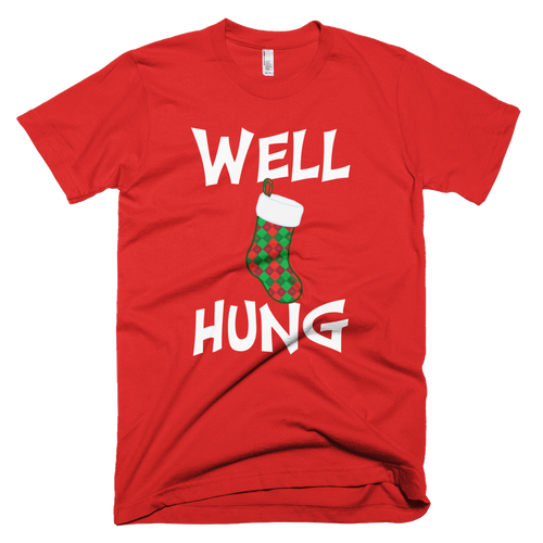 Well Hung X-MAS T-Shirt