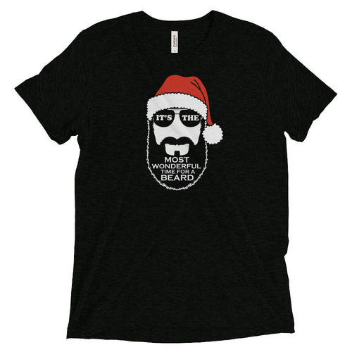 Wonderful Time for A Beard t-shirt