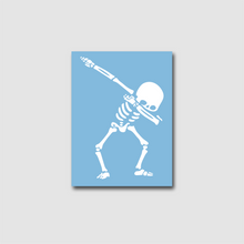 Load image into Gallery viewer, Spooky Scary Dab Decal