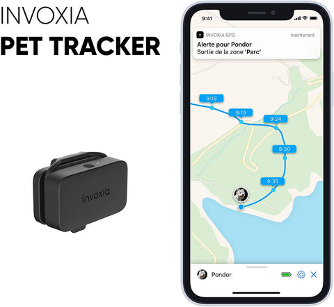 Invoxia - Pet Tracker