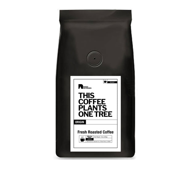 Rated Outdoors Coffee, Medium Roast | Best Coffee Beans in the world