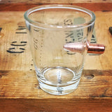 Caliber Shot Glass