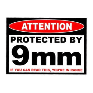 Protected By: 9mm