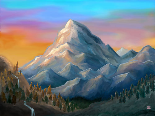 Mighty Mountain - Digital Download