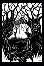 Load image into Gallery viewer, Taur-nu-Fuin (Mirkwood) - Print (8x10)