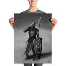Load image into Gallery viewer, Captain of Gondor - Print (2 Sizes Available)
