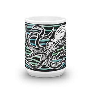 The Watcher in the Water- 15oz Coffee Mug