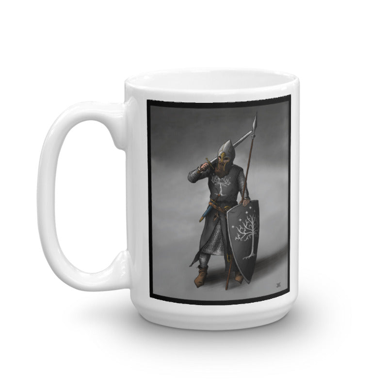 Captain of Gondor - 15oz Coffee Mug