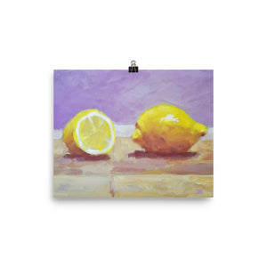 When Life Gives You Lemons - Print (8x10)