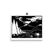 Load image into Gallery viewer, Weekend Getaway - Print (8x10)