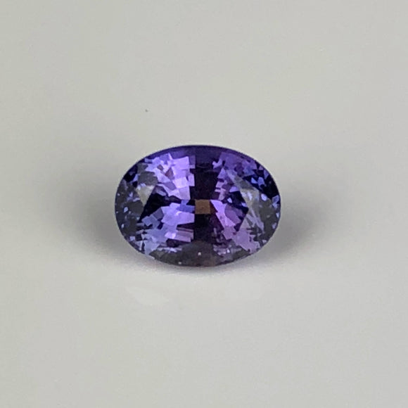 1.38 cts orchid sapphire