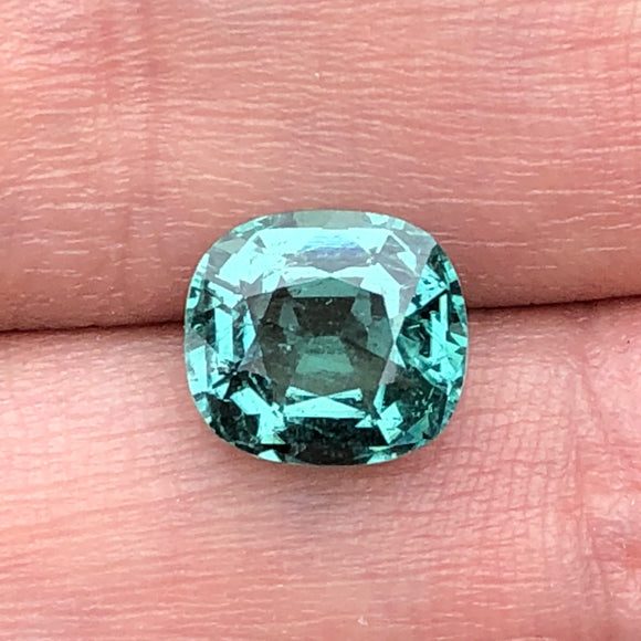 2.57 cts afghan sea foam tourmaline