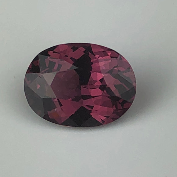 1.98 cts burgundy red spinel