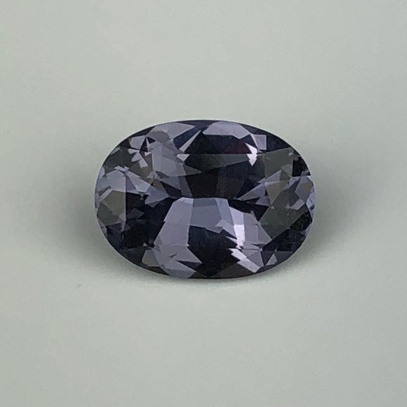 1.60 cts gray purple spinel