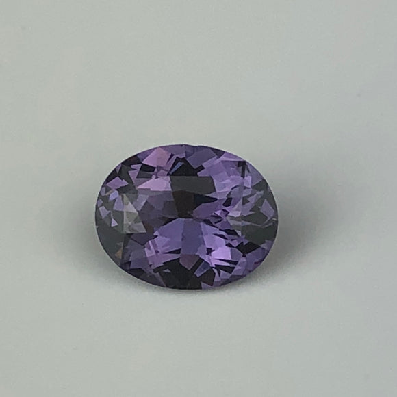 .97 cts purple spinel