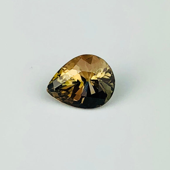 1.93 cts brownish yellow tourmaline