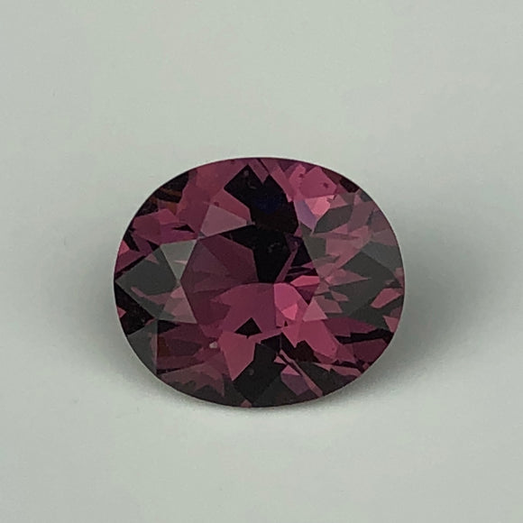 1.97 cts red purple spinel