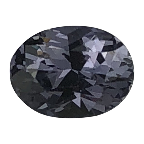 .65 cts blue gray spinel