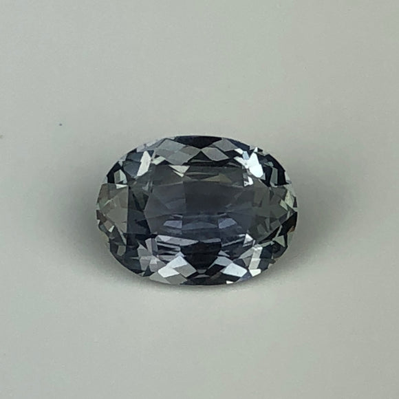 1.18 cts blue gray sapphire