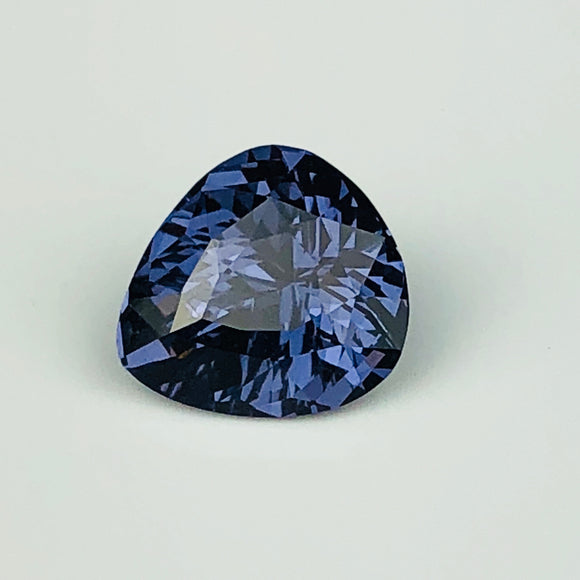 2.35 cts blueberry blue spinel