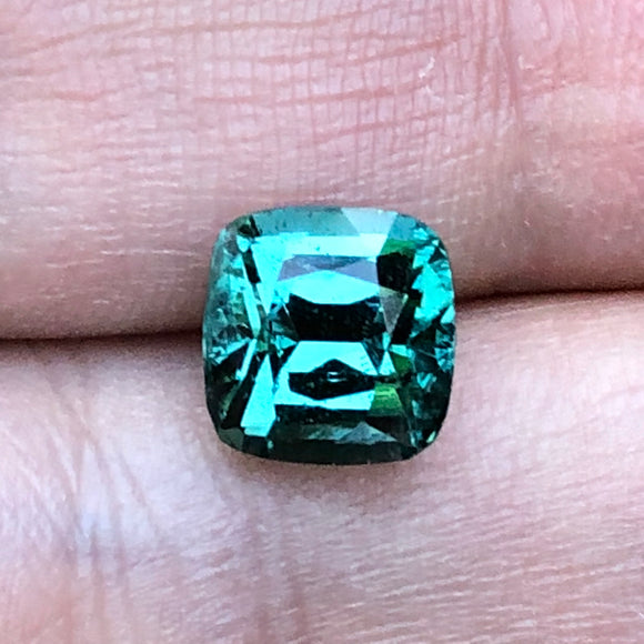 3.50 cts sea foam tourmaline