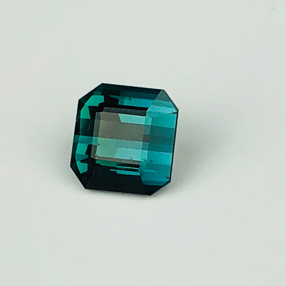 2.04 cts blue green tourmaline