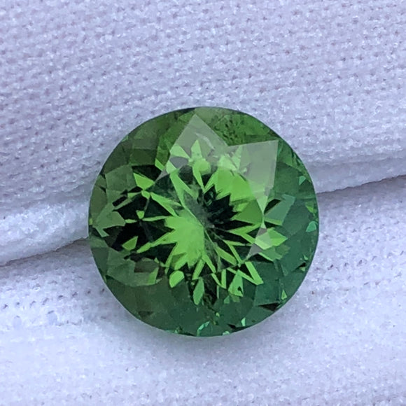 Gorgeous 5.00 cts Afghanistan green tourmaline