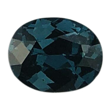 .71 cts blue green spinel