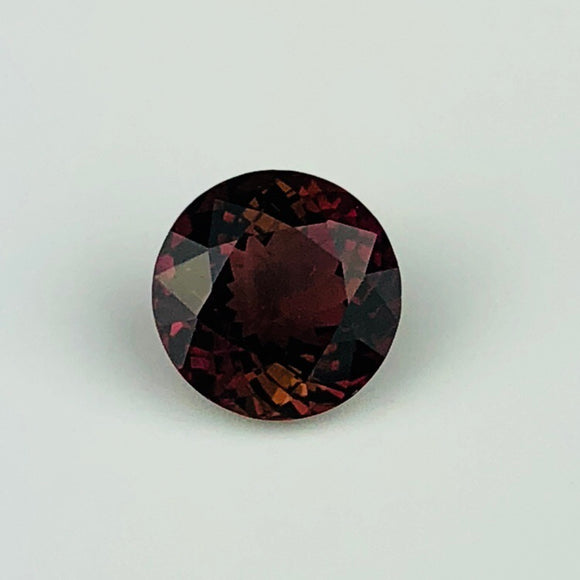 2.67 cts brownish purple tourmaline
