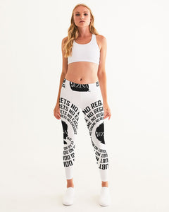 No Fear Collection Women's Yoga Pants