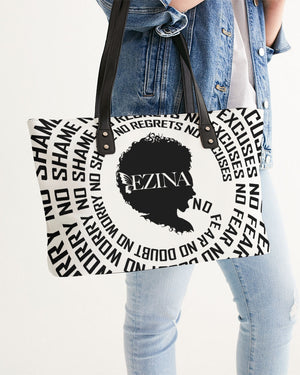 No Fear Collection Stylish Tote