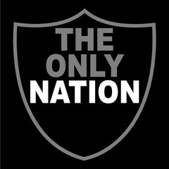 The Only Nation - Raiders 4 Life Decal/Window Sticker