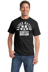 So Cal Raider Nation Bonfire - 8th Annual Shirt