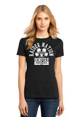 So Cal Raider Nation Bonfire - 8th Annual Womens Shirt
