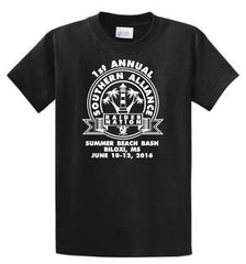 Southern Alliance Raider Nation Beach Bash T-Shirt