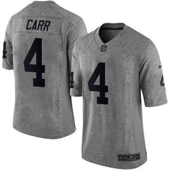 Derek Carr - Oakland Raiders Alternate Jersey