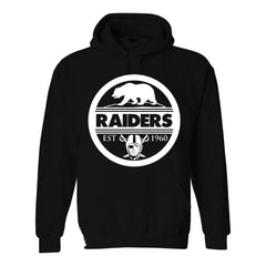 Seal of California - Raiders 4 Life Pullover Hoodie