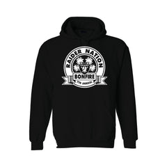 Raider Nation Bonfire - 7th Annual Bolsa Chica Pullover Hoodie