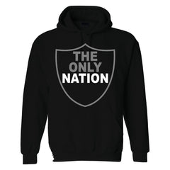 The Only Nation - Raiders 4 Life Pullover Hoodie