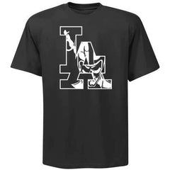 Los Angeles Raiders 4 Life Tee Shirt