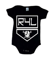 LA KINGS Shield - Raiders 4 Life Kids Shirt or Onesie