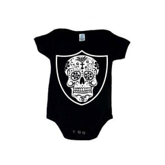 Aztec Skull - Raiders 4 Life Kids Shirt or Onesie