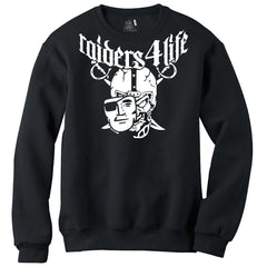 High Roller R4L - Raiders 4 Life Sweater