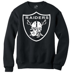 High Roller Shield - Raiders 4 Life Sweater